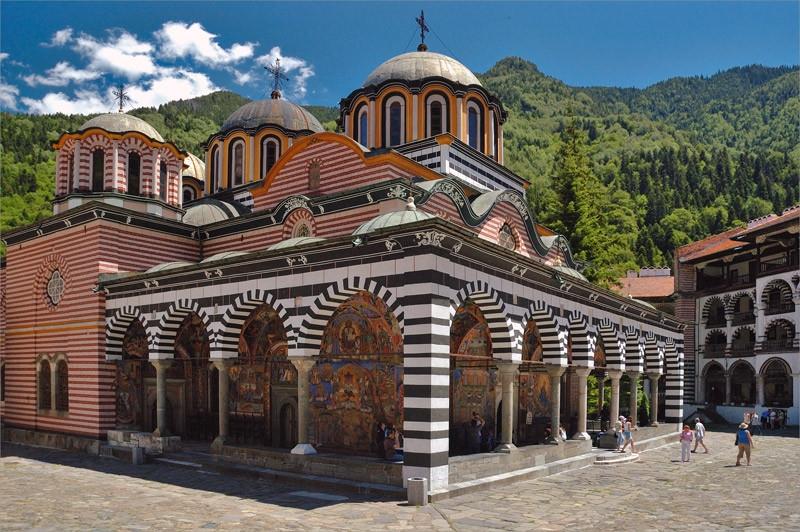 София и Рилски манастир