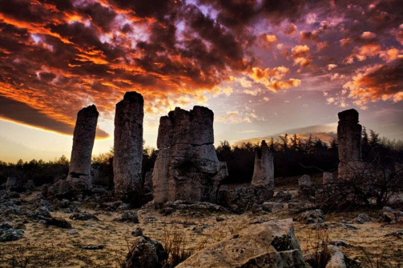 Камчия и Побити камъни