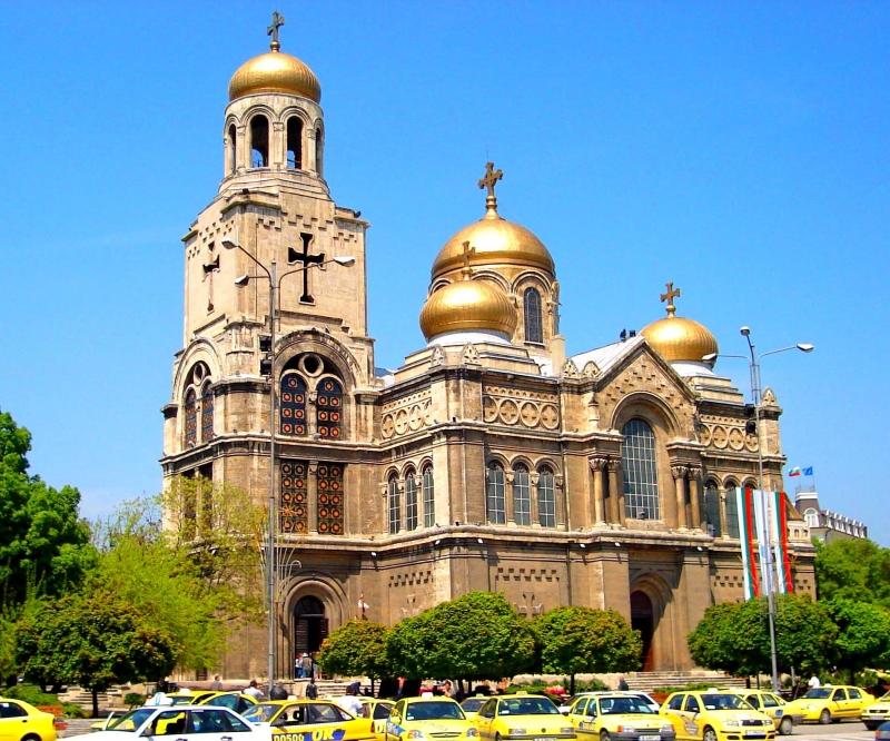 Варна и Аладжа манастир