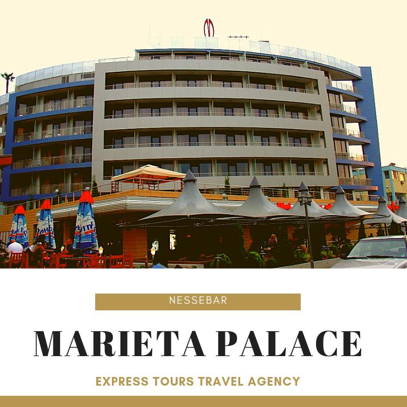 Hotel Marieta Palace **** - Nessebar