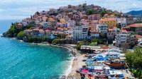 GREECE:    PORTO LAGOS – KAVALA – KERAMOTI – TASSOS ISLAND...