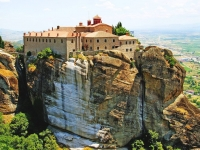 GREECE:    THESSALONIKI –  THE METEORA MONASTERIES – ALEXANDROUPOLI S - 3 days
