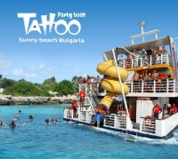 Tattoo party boat