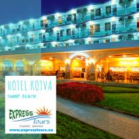 Hotel Kotva *** - Sunny beach